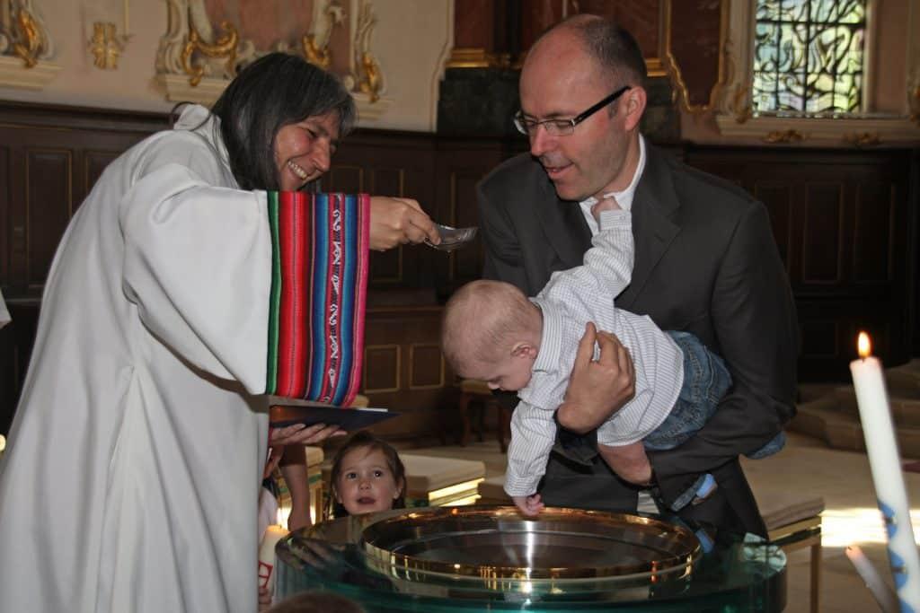 Wollen wir unser Kind taufen lassen? - Seelsorgeeinheit